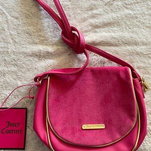 JUICY COUTURE PINK PURSE NWT